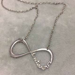 Infinity Directioner Necklace