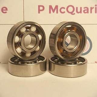 Fidget Spinner 608 Bearings || Replaceable + DIY Fidget Spinner