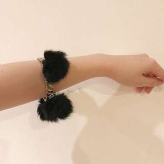 Cheap Monday Pom Pom Bracelet