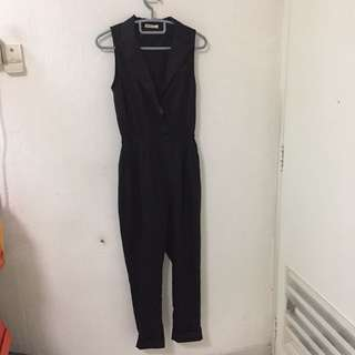 BN Formal Black Jumpsuit (S)