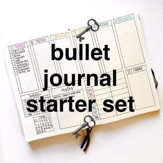 Bullet Journal Set💙