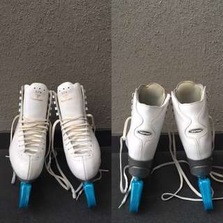 Women's Ice Skating Shoes