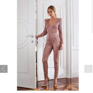 ABYSS- rena Jumpsuit BNWT