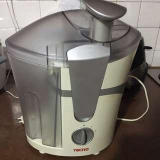 Tecno Fruit Juice Maker