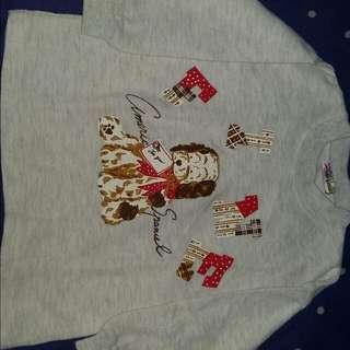 Sweater 2-4tahun