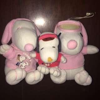 Snoopy Stuff Toys