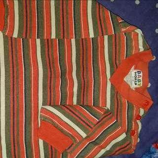 Sweater 1-3tahun 2pcs