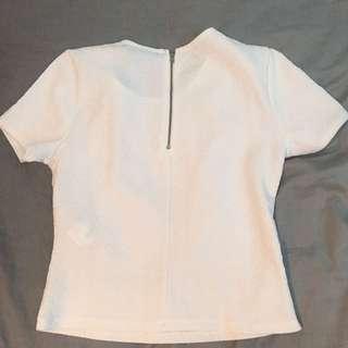 White Tshirt Forever 21