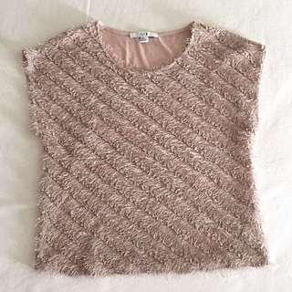 Fuzzy Shirt