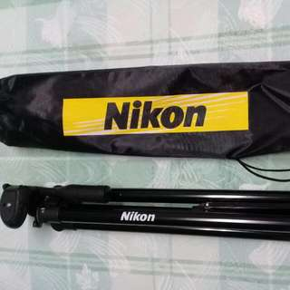 Nikon原廠腳架