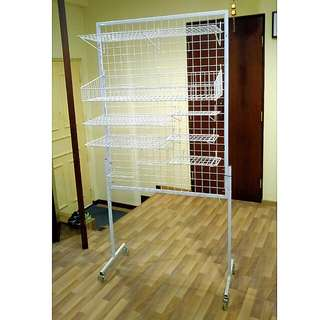 3ft Wire Mesh + Accessories