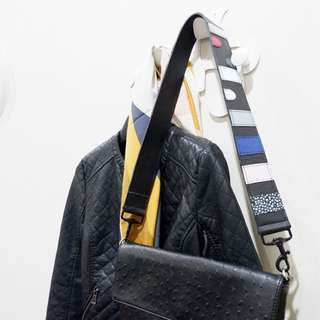 Bag Strap - 'Memphis' from @s.rw