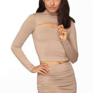 Supre Cut Out Top