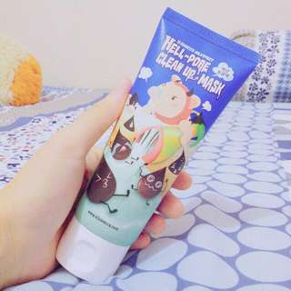 Elizavecca Milkypiggy Hell Pore Clean Up Mask