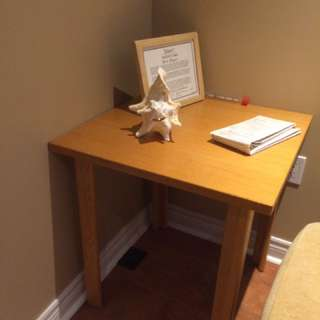 Side Table Or Kids Craft Table