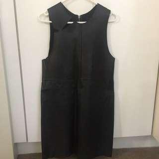 Kahlo Leather Dress - Size M