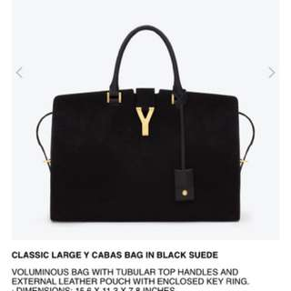 YSL Cabas Perfect Condition