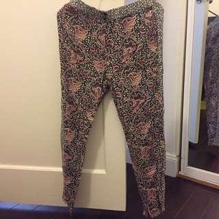 Paisley Pants Sportsgirl