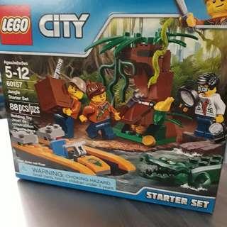 Lego Jungle Starter Set