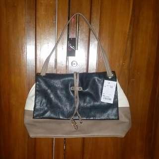 Jane Shilton Leather Shoulder Bag