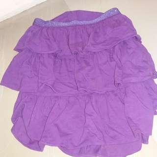 Authentic Gap Ruffled Skirt