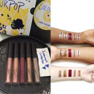💥SALE - Kiss & Tell COLOURPOP Lip Gloss Collection