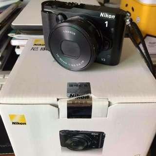 Nikon 1 V3 10-30mm Kit
