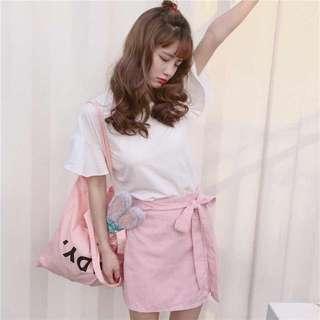 Korean Style Pastel Skirt