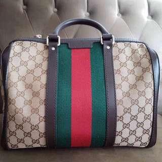 Gucci Boston Complete Set