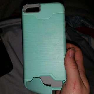 I Phone 6 Case// Card Holder