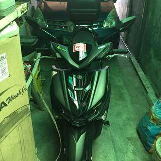 🏍Mio Soul i125 (Green Black)