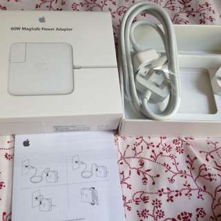 Apple AC Cable And Plug