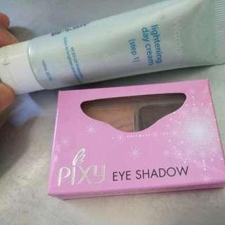 Pixy Eye Shadow Gratis Wardah Day Cream Gratis Ongkir Bandung