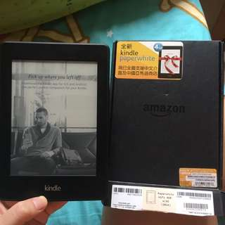 Kindle Paperwhite 電子書 Wifi 4GB