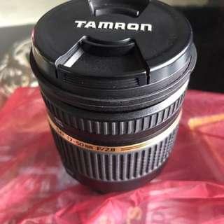 High Aperture Lens Tamron 17-50 F 2.8 Nikon Mount