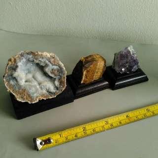 Natural Cluster Crystal Set
