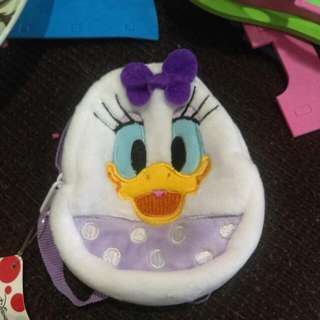 Daisy Duck Mini Pouch Bag