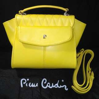 Authentic Pierre Cardin handbag