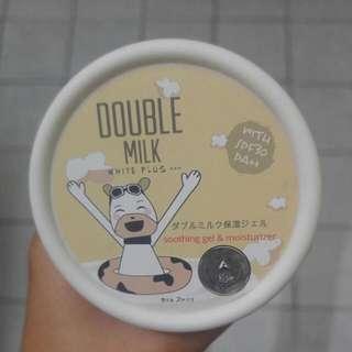 Copia Double Milk White Plus Soothing Gel & Moisturizer