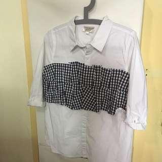 Marie Mullin 韓國女裝裇衫