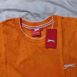Slazenger Orange Shirt for Men