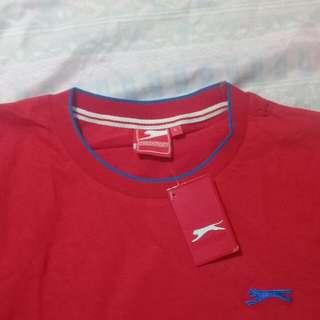 Slazenger Red Shirt for Men