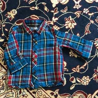 Next Shirt 3-6m