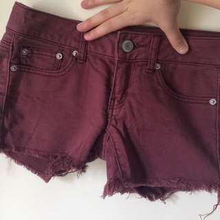 American Eagle Outfitters Aeo Jeans Shorts
