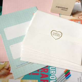 Stationary With envelopes