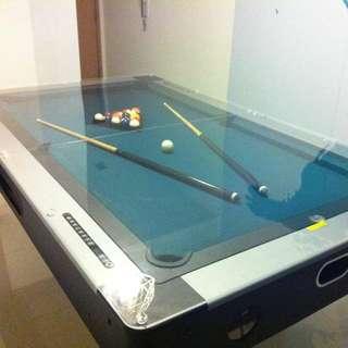 Pool / Air.Hockey / Dining table