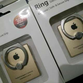 Ring Stent/Cellphone Stand