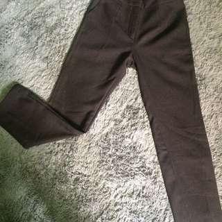 Celana Hitam Panjang Accent