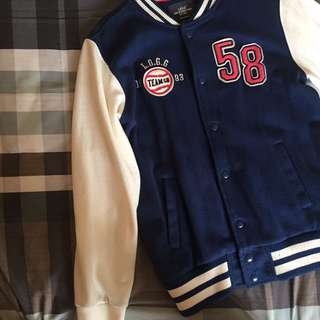 H&M Boys Baseball Jacket
