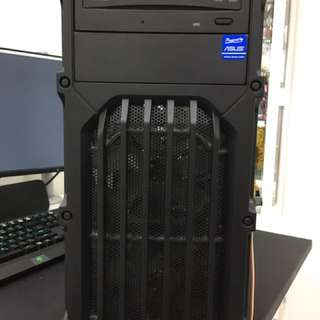 Intel core i5-4440 @ 3.10 Ghz 16GB 桌上型電腦